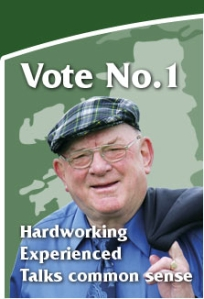 Jackie Healy Rae Poster